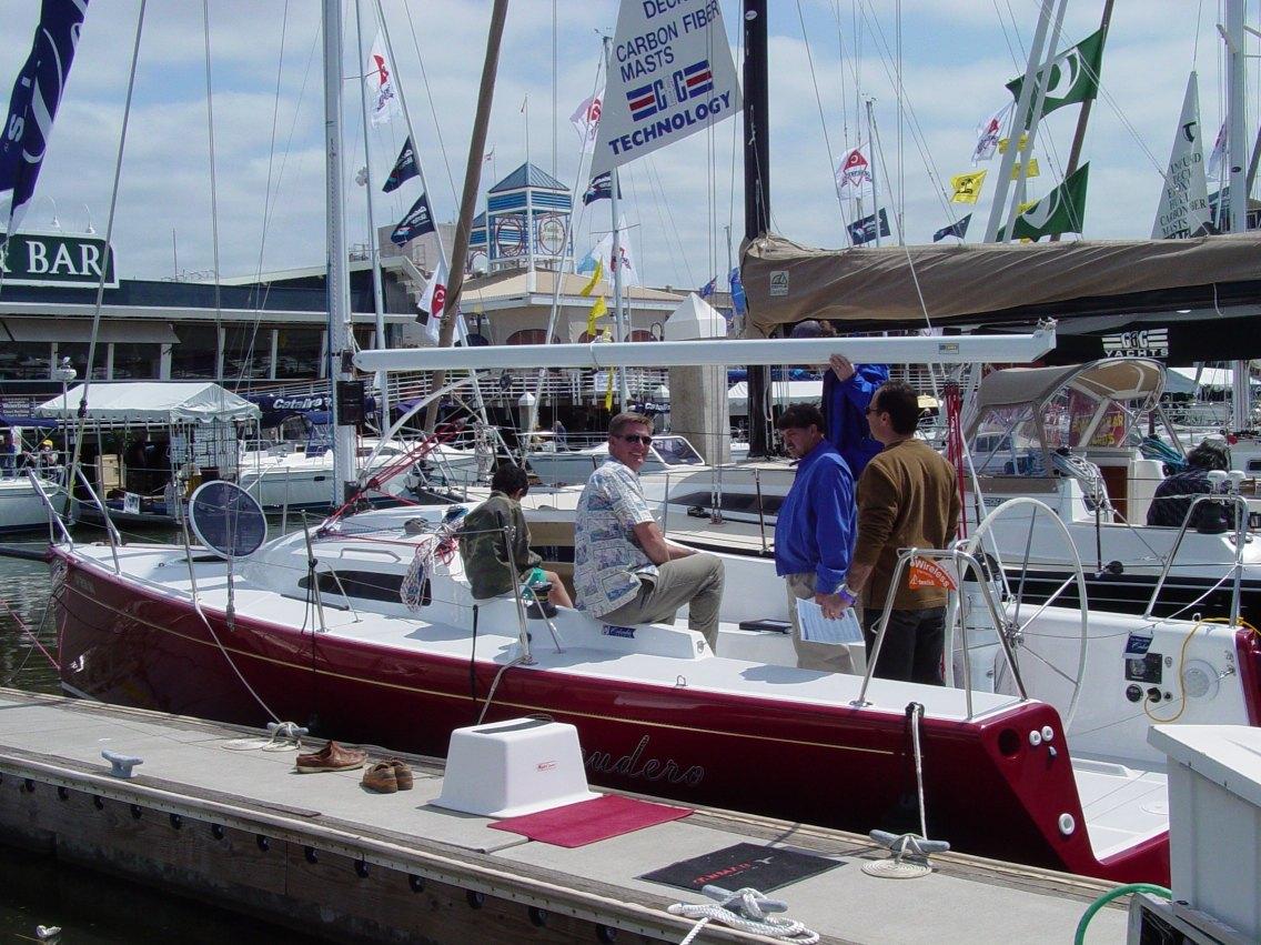 ... SportSailor 2006 8 Escudero Santa Ana, CA company demo boat '06 C-31 ...