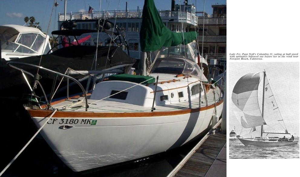 ... 541223 was Nativa, Gypsy) C-31 1965 Moya Catonsville, MD Patrick Dixon ...
