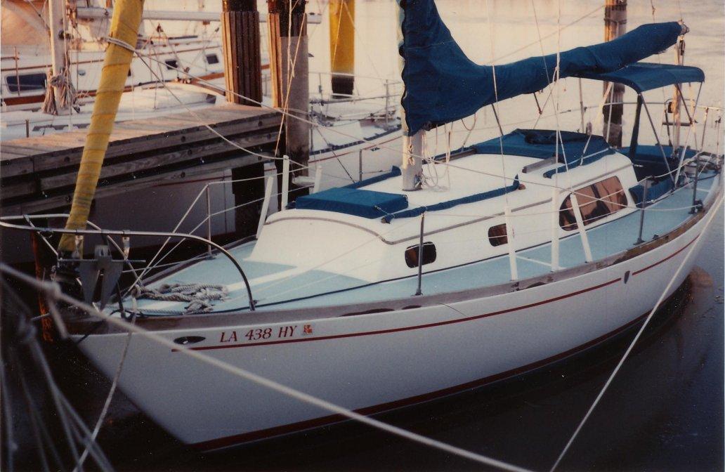... Yacht Sales 3/2002 ?) 510913 C-31 1967 25 Mendenhall Milton, ...