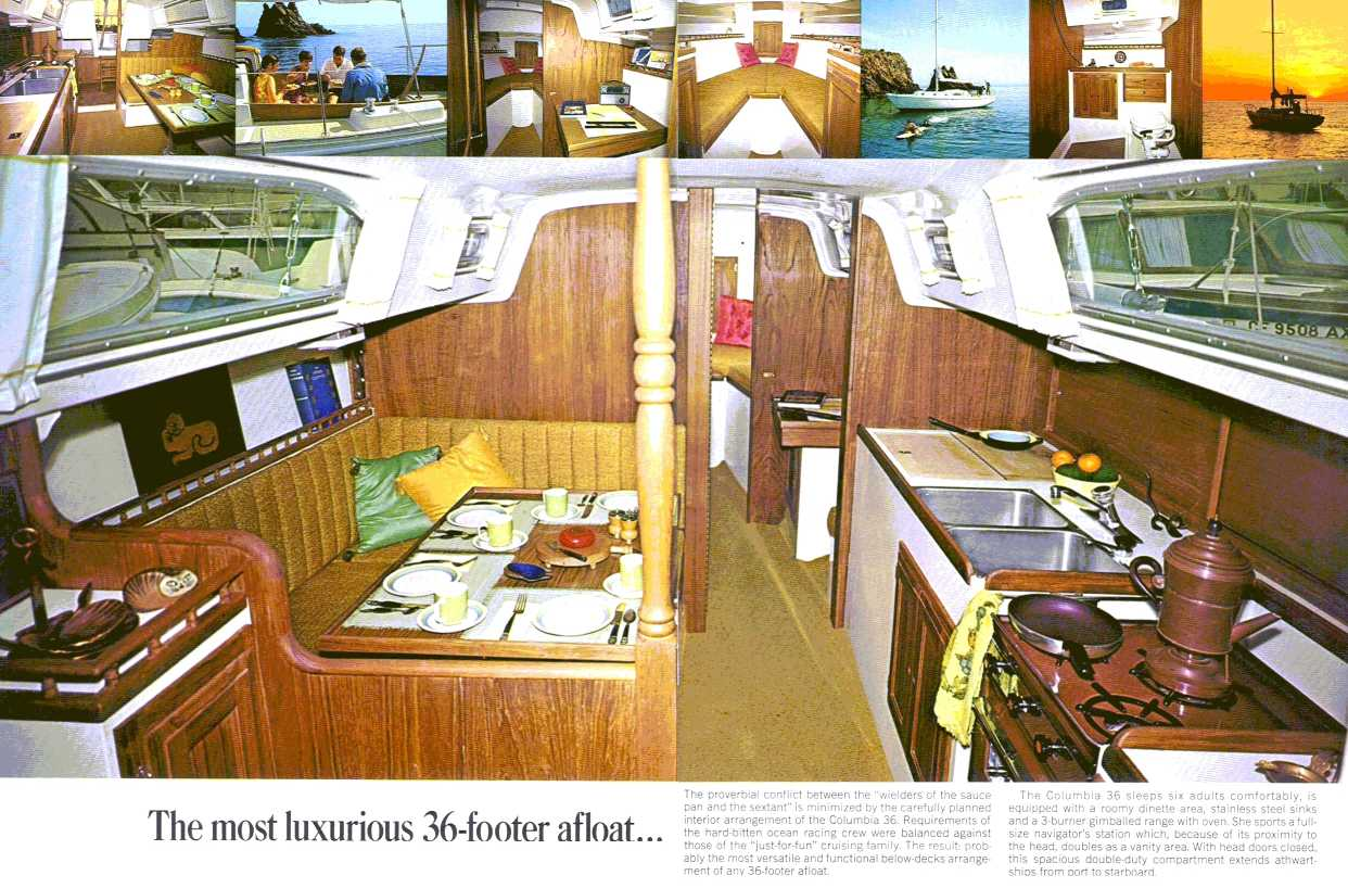 Columbia 36 Sailboat Wiring Diagram Electrical Diagrams 1970 Chris Craft Lancer Specifications