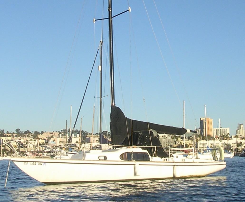 ... Sabre 19 85 Espada Colchester, VT Ellis Sabre 1967 86 Dogfish San Diego, ...