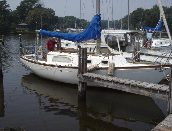... OH Howard Proctor boats(at)kkpenterprises.com C-31 1968 ...